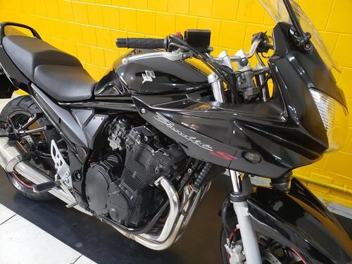 bandit 650-2008 - motor com biela quebrada - ler descrição