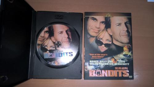 bandits dvd zona 1 original