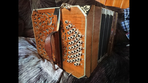 bandoneon alfred arnold, aa(doble a) aleman