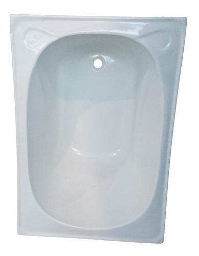 bañera 1 metro fibra reforzada anatomica apoyabrazo oferta