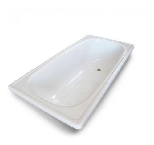 bañera 1.60 fibra reforzada anatomica apoyabrazo cuotas