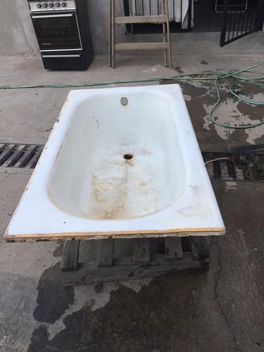 bañera antigua fundición