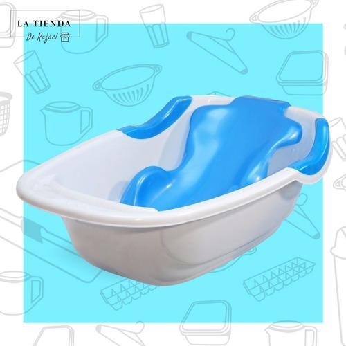 bañera bañadera bebe infantil colombraro + asiento anatomico