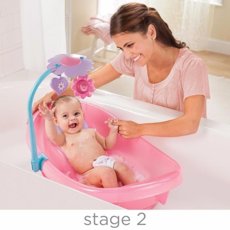 bañera bañadera para bebe 3 en 1 summer con ducha y juguetes. Cargando zoom. 3a8408cb66a5