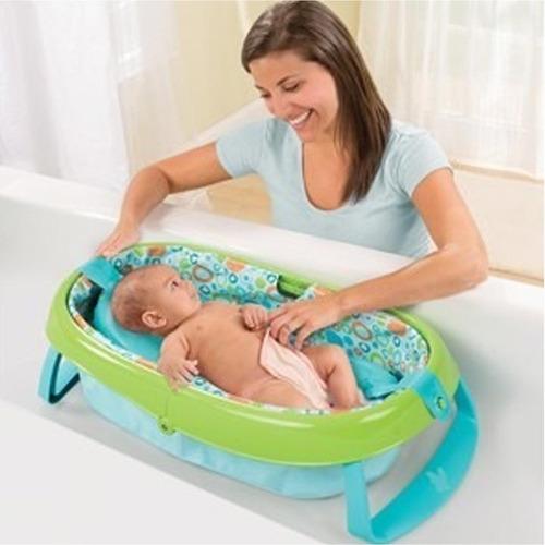 bañera bañadera plegable inflable summer titanweb