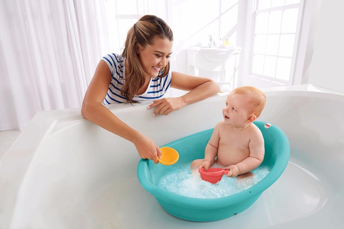 Ba era ba o bebe 3 in 1 fisher price ergonomica ducha - Banera ninos para ducha ...