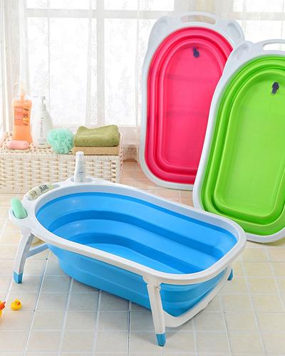 bañera baño para bebe