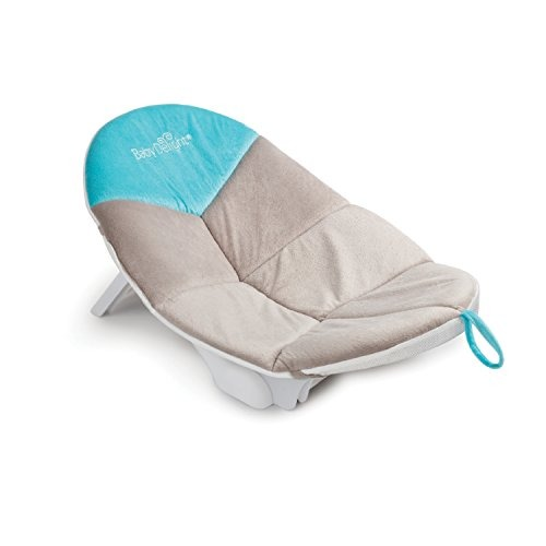 Banera Bebe Bano Infant Bather Teal Gris Soporte Y Co