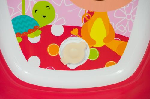 bañera bebe plegable con posiciones de reclinado bebitos