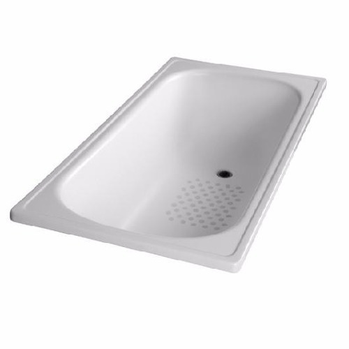 bañera chapa acero enlozada antideslizante 170x70 reforzada