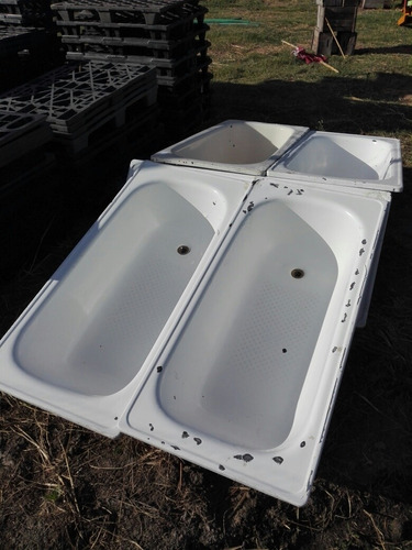 bañera chapa esmaltada tanque bebedero para ganado