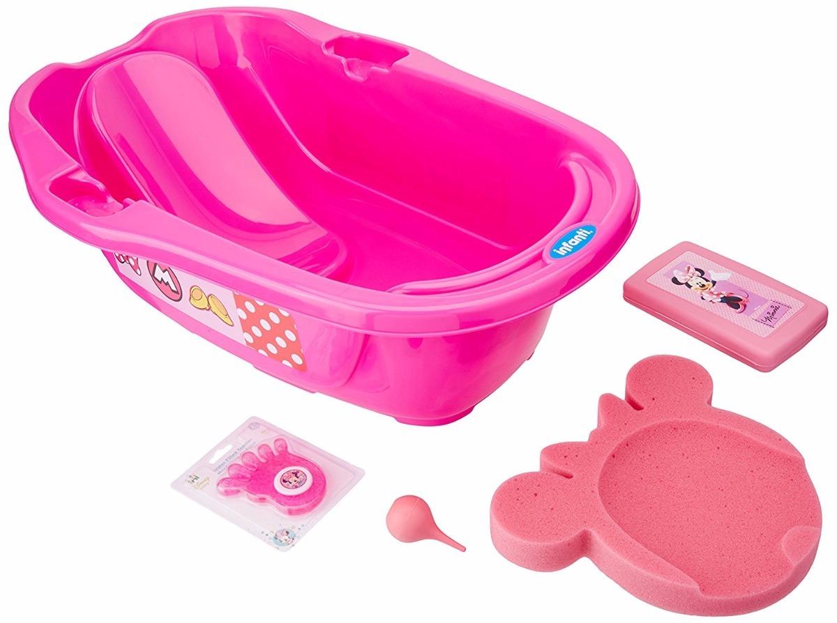 Ba era con accesorios para beb minnie infanti ni a en mercado libre - Accesorios para baneras ...