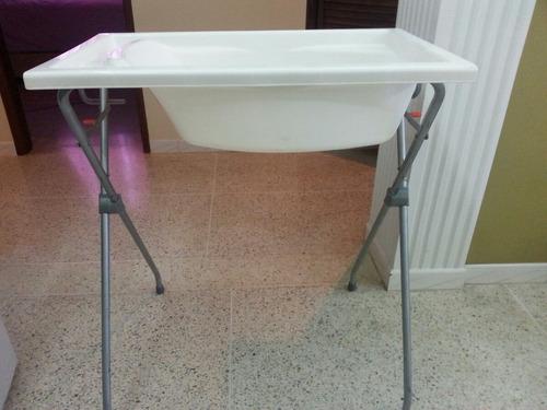 bañera con pedestal poco uso