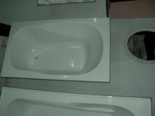 bañera de fibra de 1,50 x 0,70