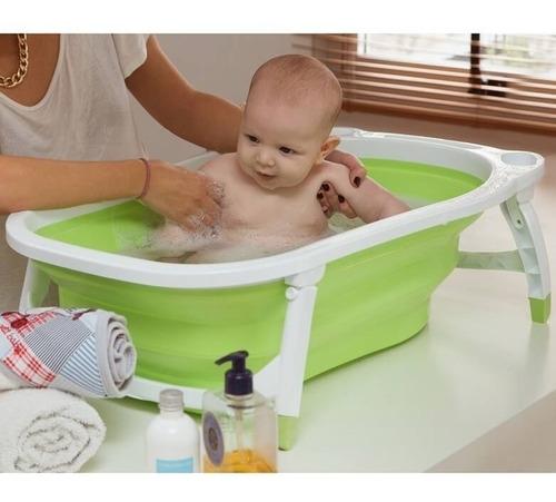 bañera infantil plegable