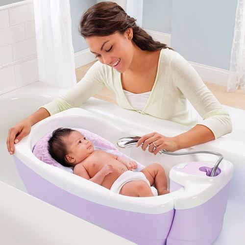 bañera luxury jacuzzi spa duchador summer solo lila