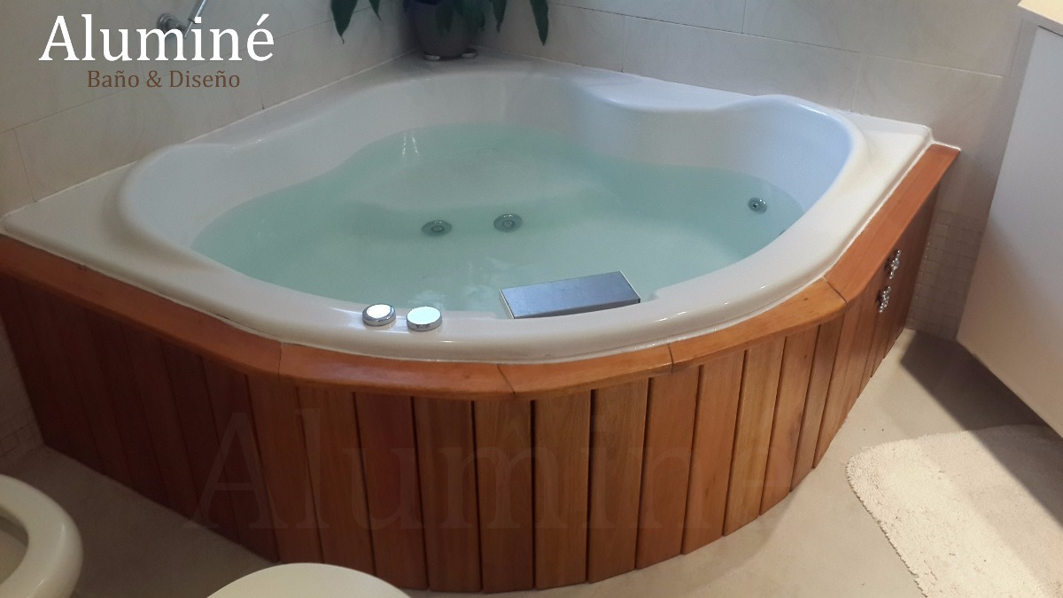 Instalacion de jacuzzi awesome ideas jacuzzi pinterest for Instalacion de jacuzzi interior
