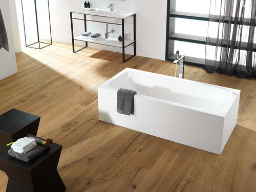 bañera minimal recta 170x80x60