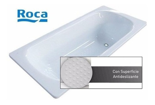 bañera roca sacha 150x70 blanco