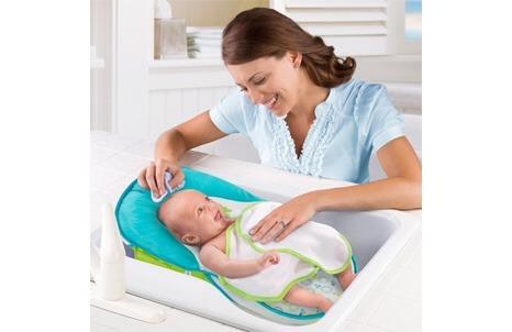 bañera summer infant plegable