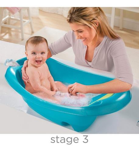 bañera tres etapas de niño azul summer  s19390