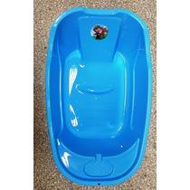 Bañera Azul Para Bebés De 0 Hasta 24 Meses