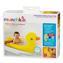 Bañera Inflable Para Bebes Patito Munchkin