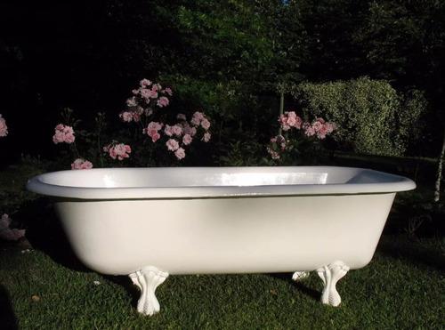 bañeras,  bañaderas con patas y todo para el baño antiguo
