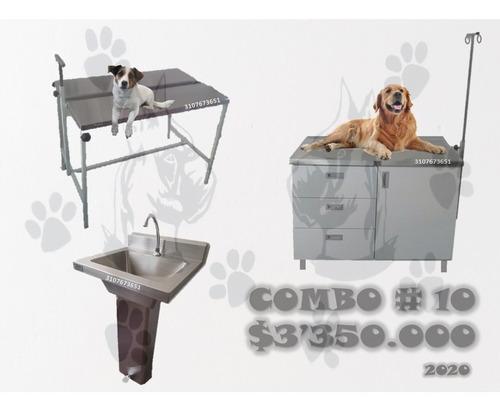 bañeras+mesa de corte +otros