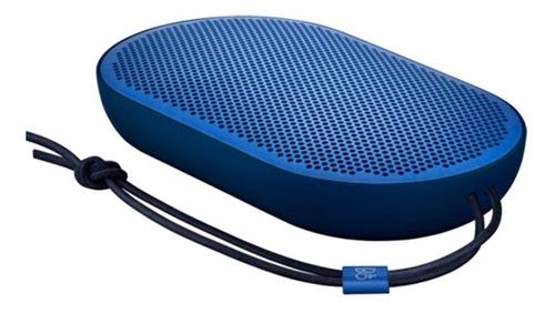 bang & olufsen parlante portatil p2 azul - mobilehut