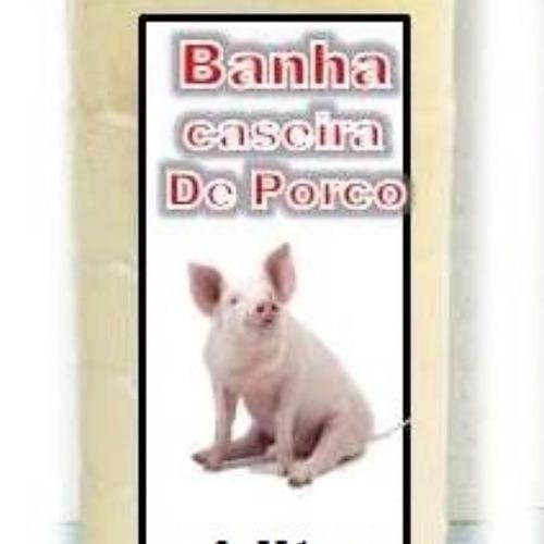 banha de porco artesanal