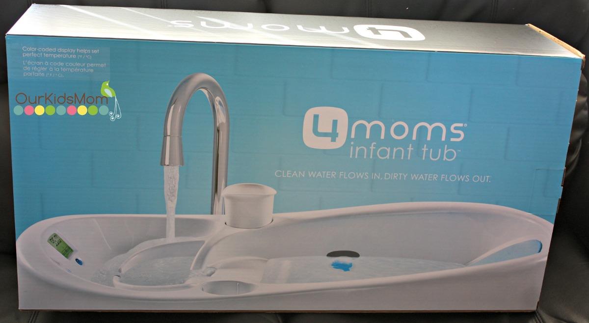 Banheira 4moms Infant Tub - R$ 799,00 em Mercado Livre