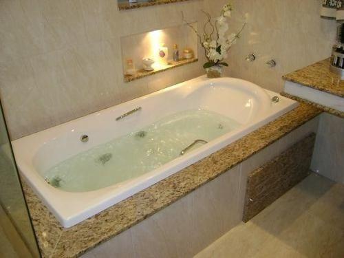Banheira De Hidromassagem Individual  R$ 1900,00 em Mercado Livre -> Fotos De Banheiro Com Banheira De Hidro