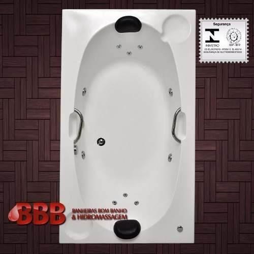banheira dupla paris com hidro