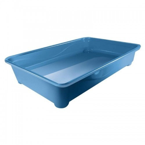 banheira gato pop furacao pet azul