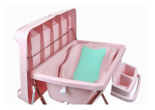 banheira para bebê millenia - mon amour - burigotto