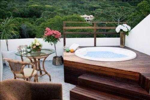 Banheiras de hidro ofur tina redonda medidas x 60 r em mercado livre - Mini pool fur balkon ...
