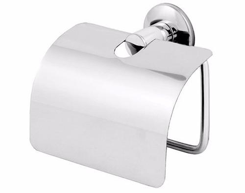 Kit Banheiro Inox Meber : Kit acess?rios banheiro a?o inox pe?as hidrolar