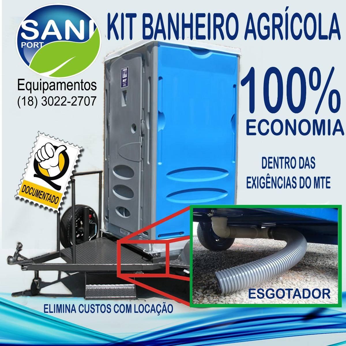 Locação De Banheiro Quimico Em Goiania : Banheiro qu?mico economico r  em mercado livre