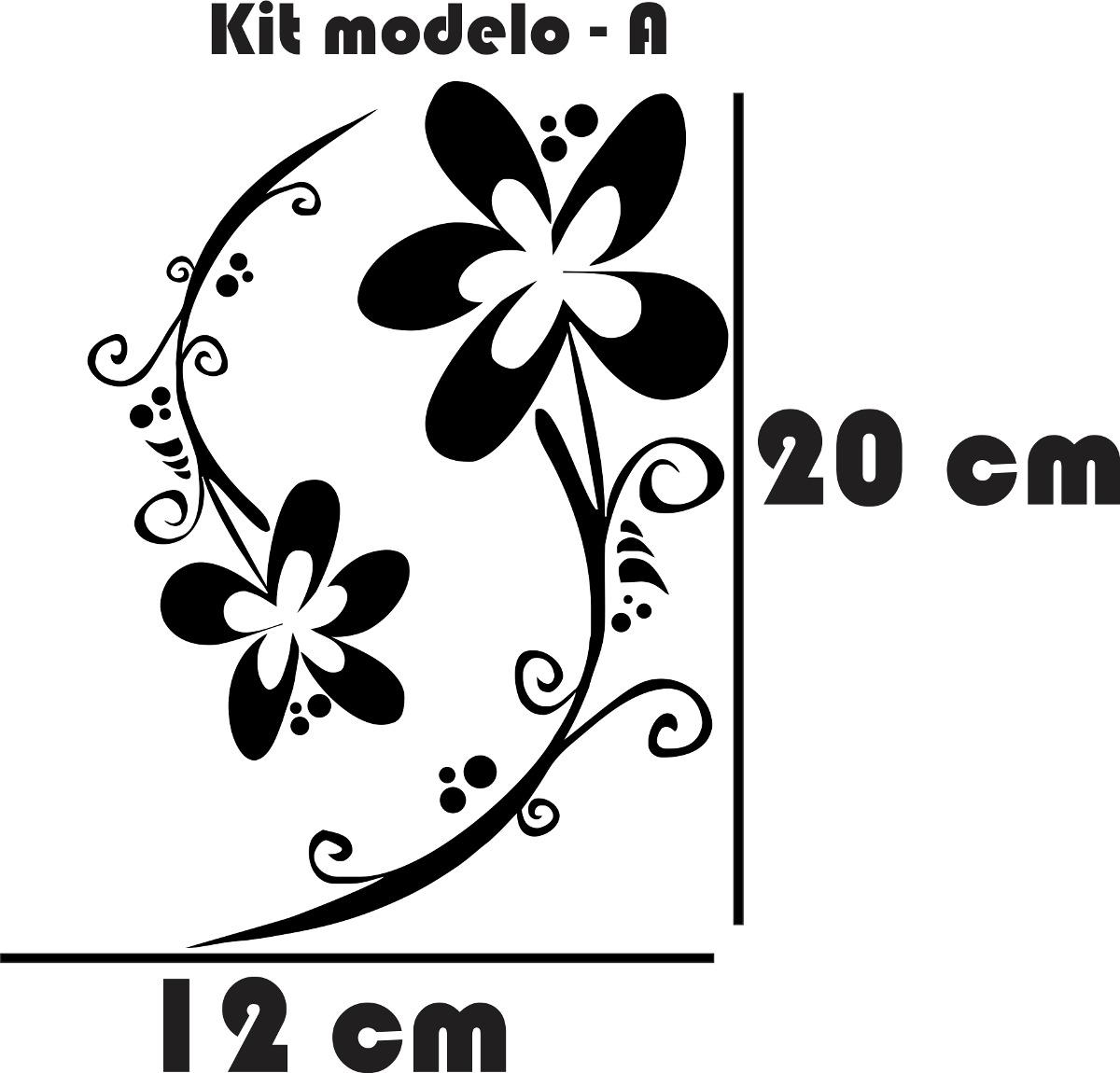 Adesivo Para Moto Frases ~ Adesivo Decorativo Para O Banheiro Vaso Sanitário Floral R$ 30,00 em Mercado Livre
