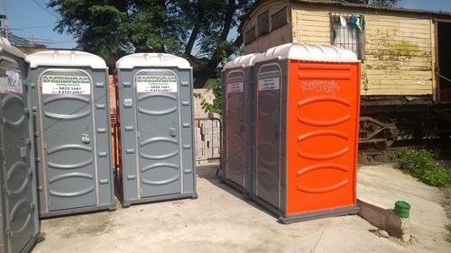 banheiros quimicos