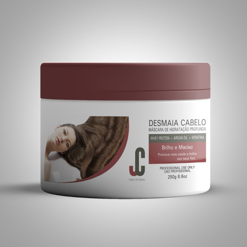 banho de pérola jc + 3 super produtos para seus cabelos