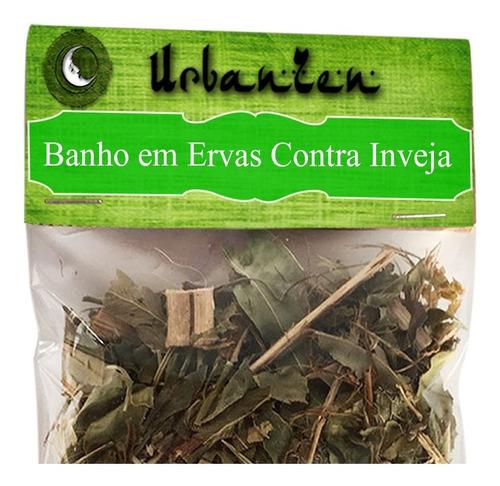 banho em ervas limpeza proteção contra inveja