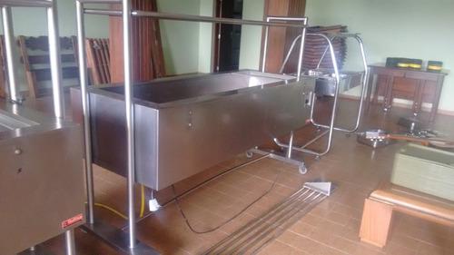 banho maria sulfisa - quente