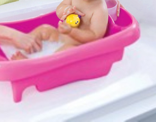 bañito bebe con tela the first years