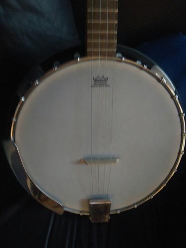 banjo 4 cuerdas plectrum