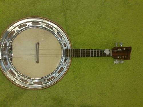 banjo acústico.
