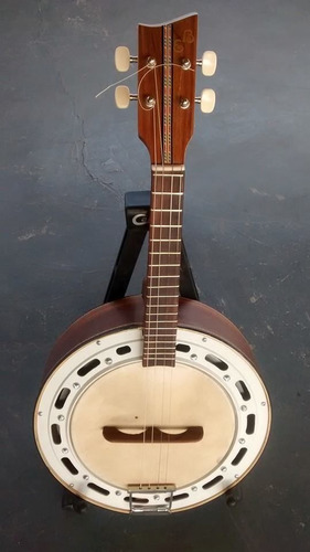 banjo caixa de 8 em embuia