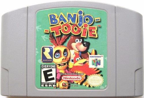 banjo-tooie - n64