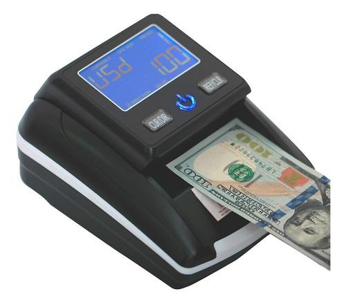banknote detector de billetes falsos contador probador